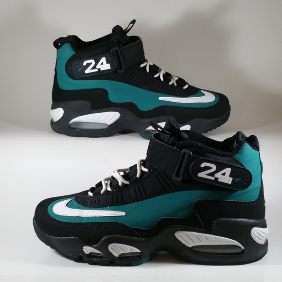 separation shoes cbe4d 1c07b Nike Air Max Griffey 1 Emerald Seattle Mariners